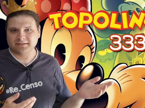 @Re_Censo #283 TOPOLINO 3337