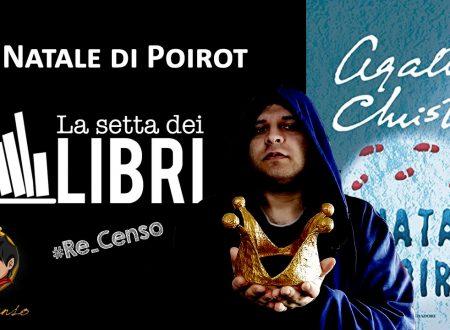 @Re_Censo #294 Il Natale di Poirot | #LASETTADEILIBRI