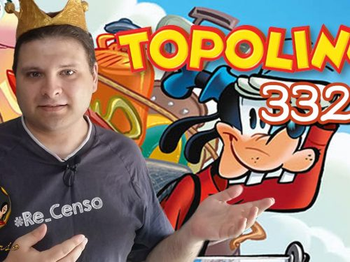 @Re_Censo #293 TOPOLINO 3325