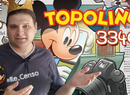 @Re_Censo #289 TOPOLINO 3340