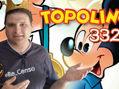 @Re_Censo #301 TOPOLINO 3329