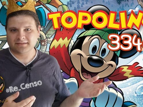 @Re_Censo #299 TOPOLINO 3346