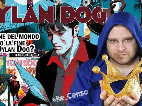 @Re_Censo #314 DYLAN DOG | La Meteora, il Morbo e l'Apocalisse