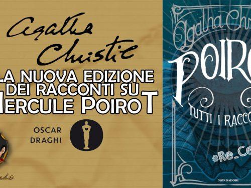 POIROT, la nuova OSCAR DRAGHI di Mondadori