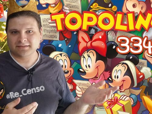 @Re_Censo #319 TOPOLINO 3344