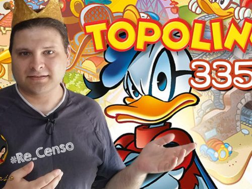 @Re_Censo #313 TOPOLINO 3353
