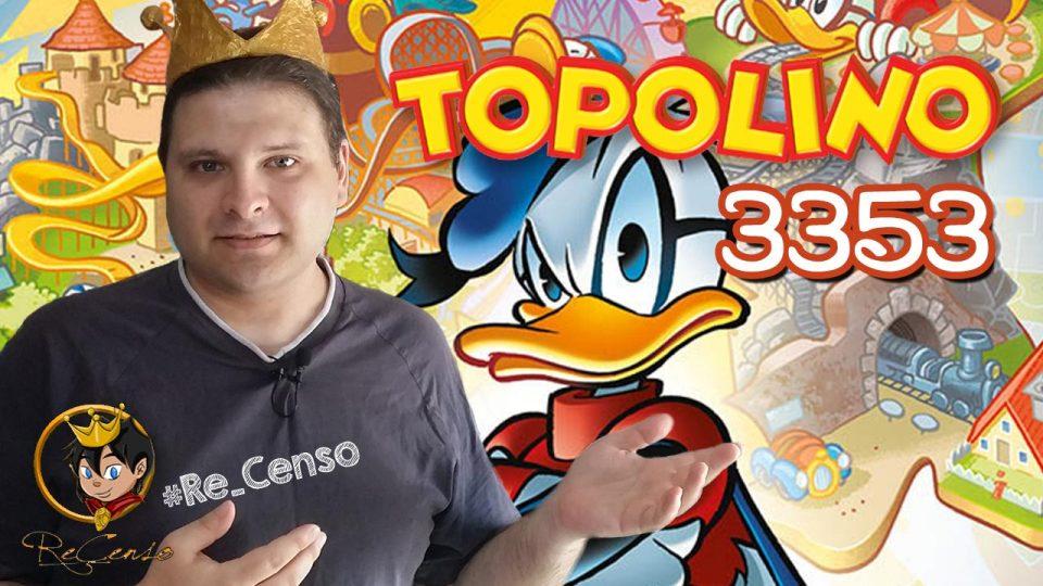 @Re_Censo #313 TOPOLINO 3353