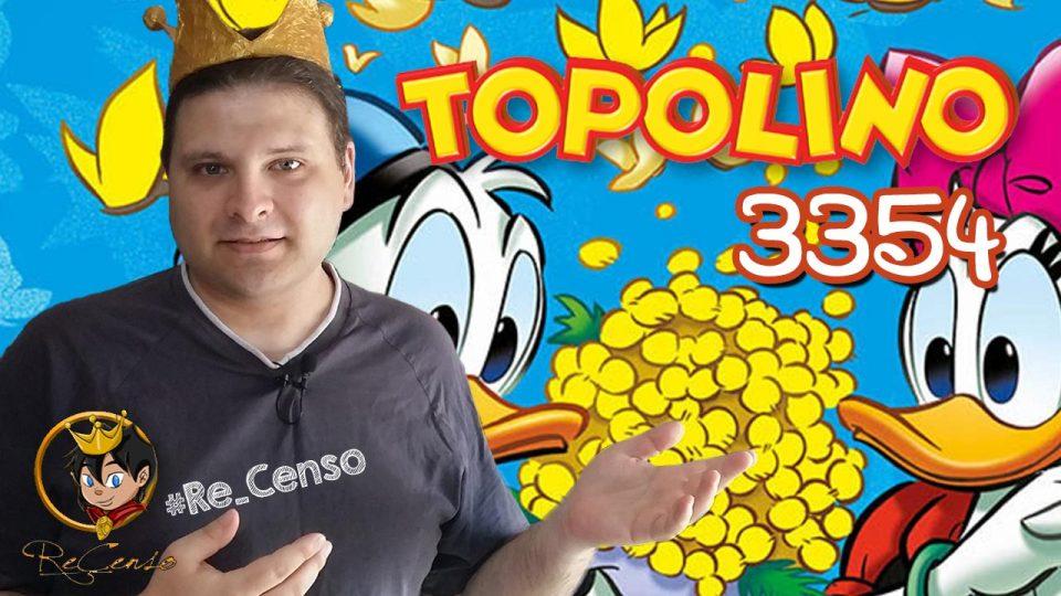 @Re_Censo #315 TOPOLINO 3354