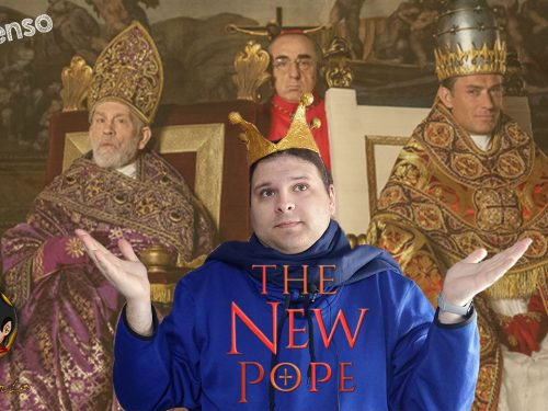 @Re_Censo #308 The New Pope