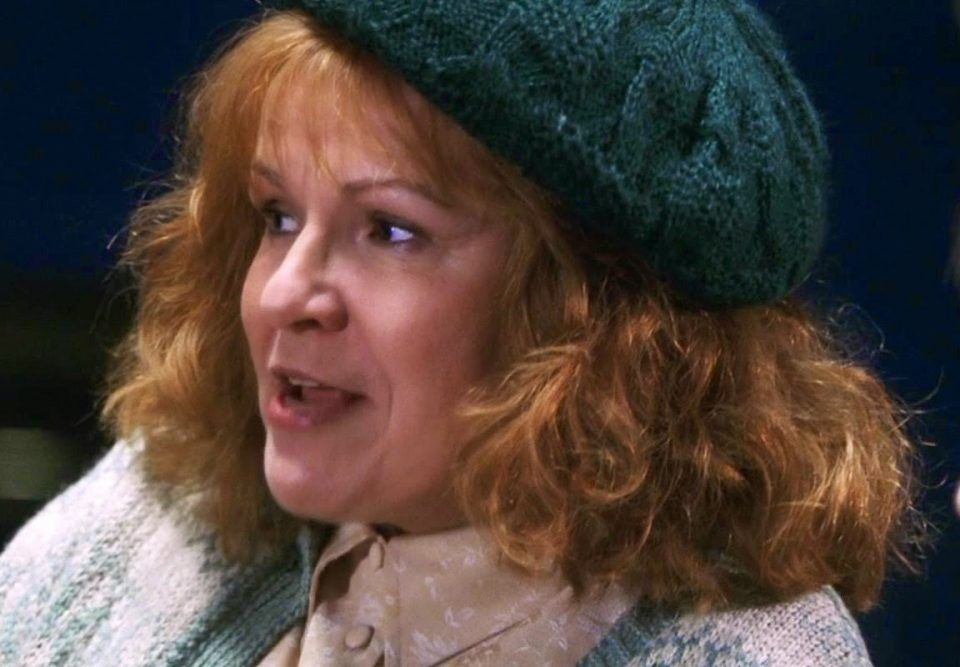 @Re_Censo #323 HARRY POTTER - 7 personaggi vs 7 personaggi Molly Weasley