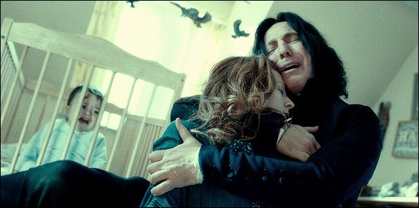 @Re_Censo #323 HARRY POTTER - 7 personaggi vs 7 personaggi Severus Piton