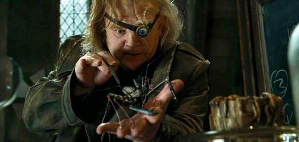 @Re_Censo #327 HARRY POTTER - Le Materie di studio a Hogwarts Difesa contro le arti oscure Moody maledizioni senza perdono