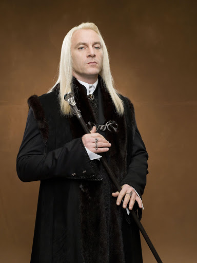 @Re_Censo #323 HARRY POTTER - 7 personaggi vs 7 personaggi Lucius Malfoy