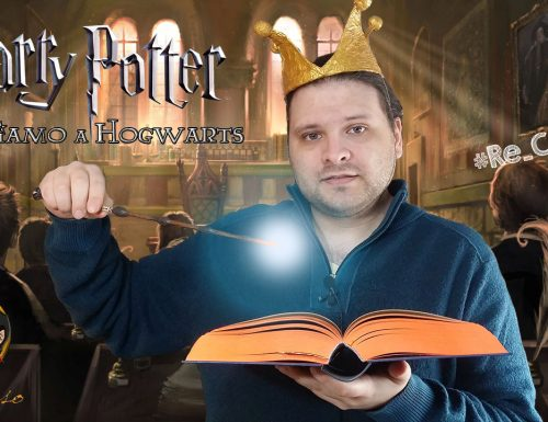 @Re_Censo #327 HARRY POTTER – Le Materie di studio a Hogwarts