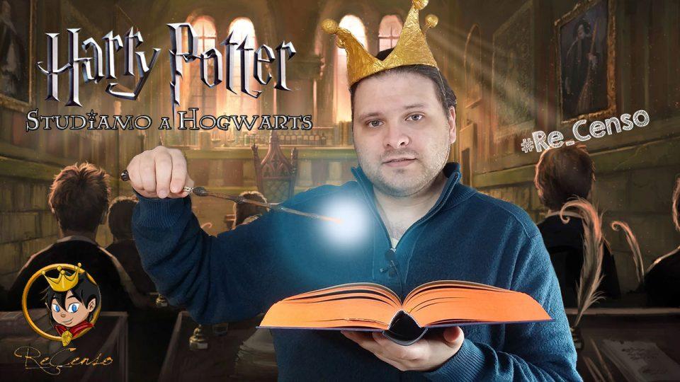@Re_Censo #327 HARRY POTTER - Le Materie di studio a Hogwarts