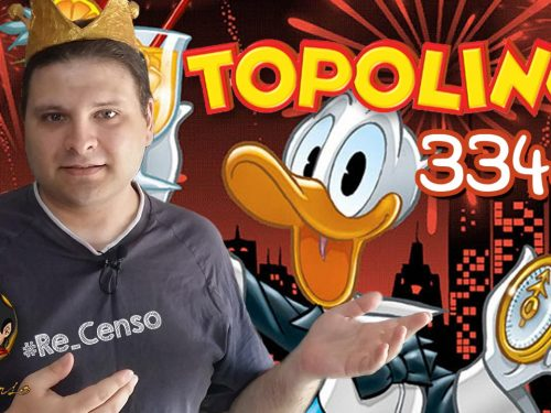 @Re_Censo #321 TOPOLINO 3345