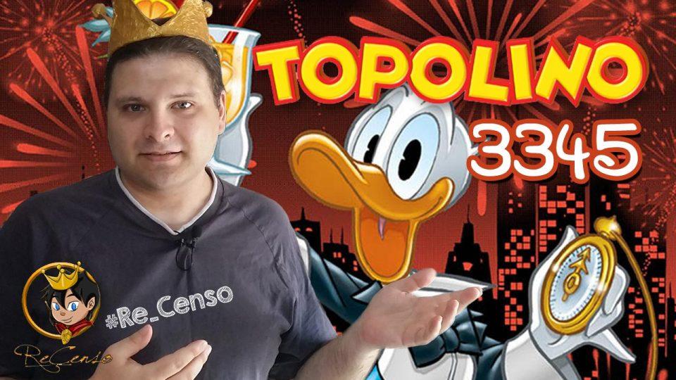 @Re_Censo #321 TOPOLINO 3345
