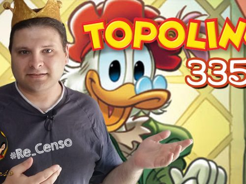 @Re_Censo #330 TOPOLINO 3362