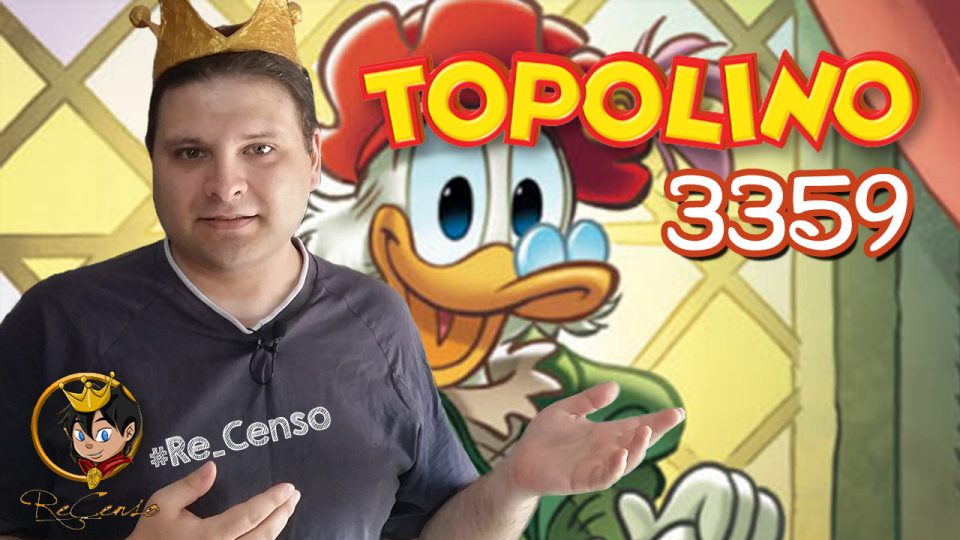 @Re_Censo #324 TOPOLINO 3359