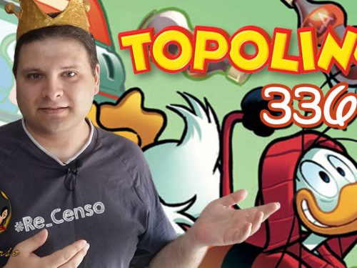 @Re_Censo #326 TOPOLINO 3360