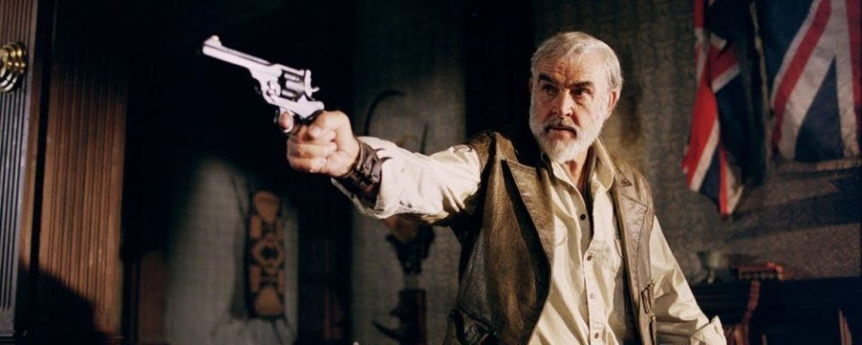 Addio a James Bond, lo 007 Sean Connery è morto La Leggenda degli Uomini Straordinari