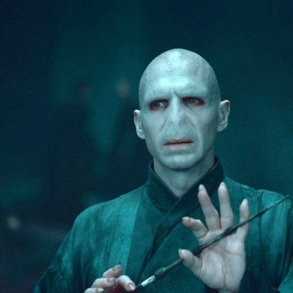 @Re_Censo #323 HARRY POTTER - 7 personaggi vs 7 personaggi Lord Voldemort