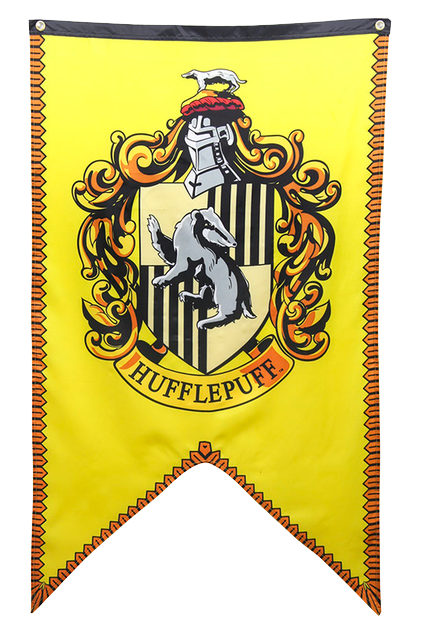 @Re_Censo #331 HARRY POTTER - i Memorabilia dei 4 Fondatori di Hogwarts Tassorosso Hufflepuff
