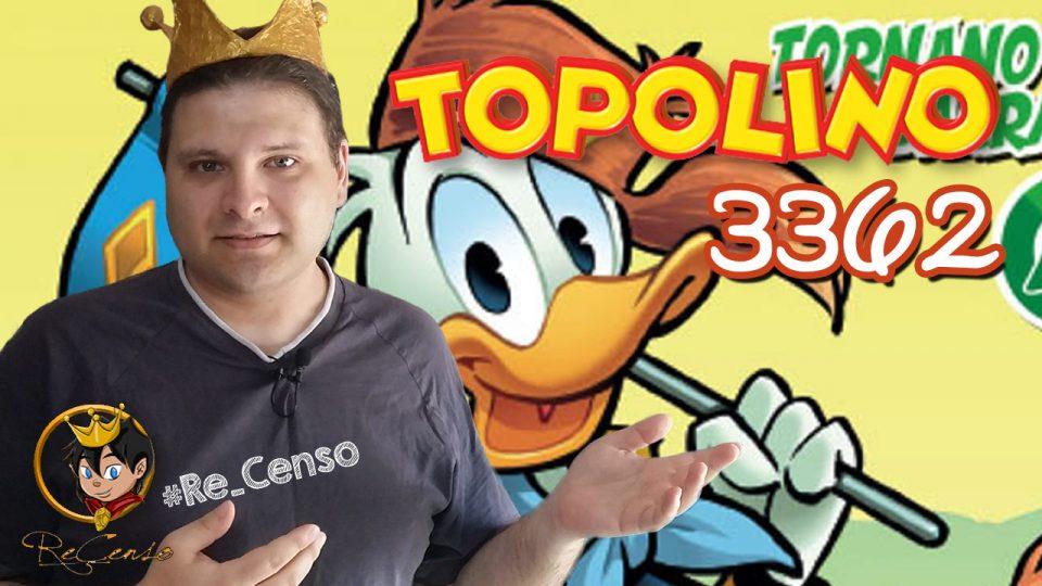 @Re_Censo #330 TOPOLINO 3362