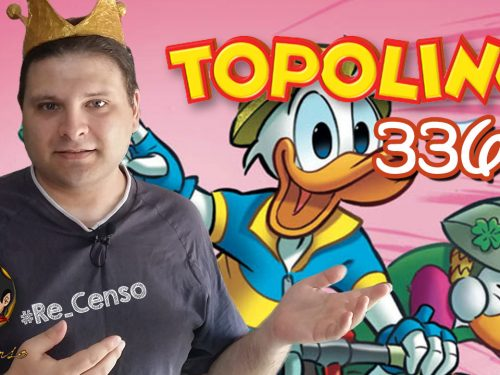 @Re_Censo #332 TOPOLINO 3363