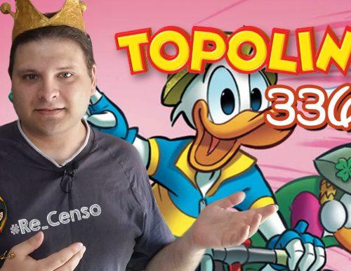 @Re_Censo #332 TOPOLINO 3363