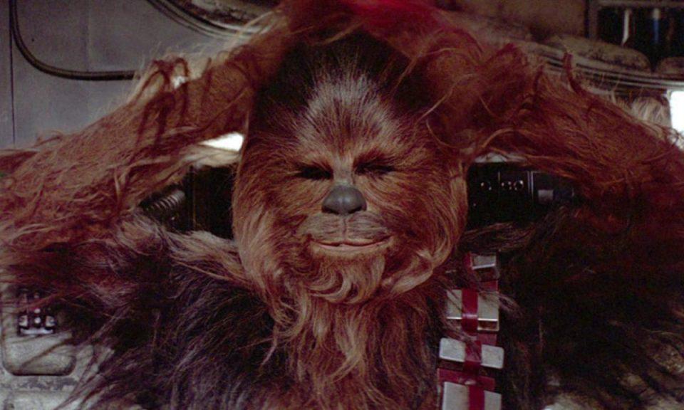 @Re_Censo #333 STAR WARS - Personaggi preferiti della Saga degli Skywalker - Cheewbecca