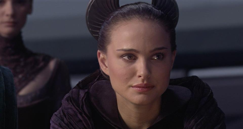 @Re_Censo #333 STAR WARS - Personaggi preferiti della Saga degli Skywalker - Padmé Amidala