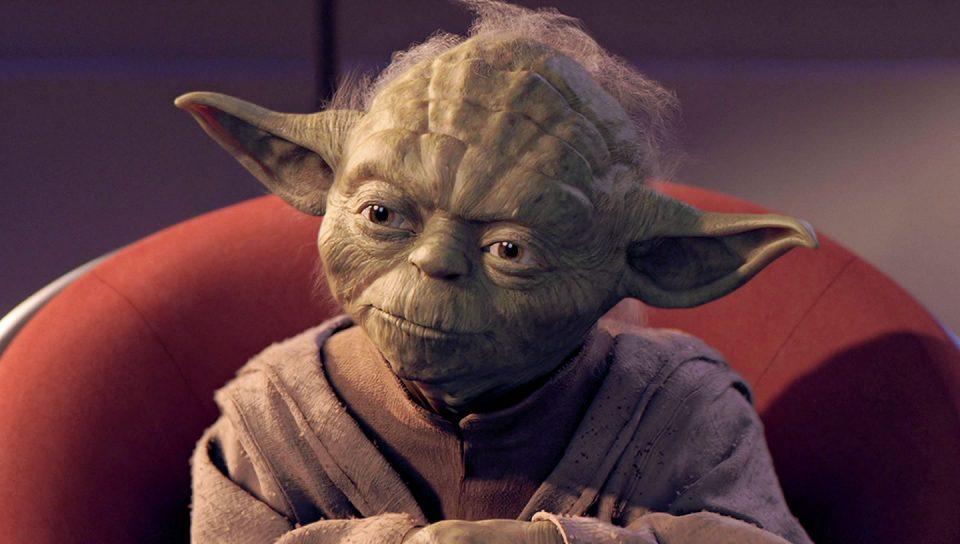 @Re_Censo #333 STAR WARS - Personaggi preferiti della Saga degli Skywalker - Yoda