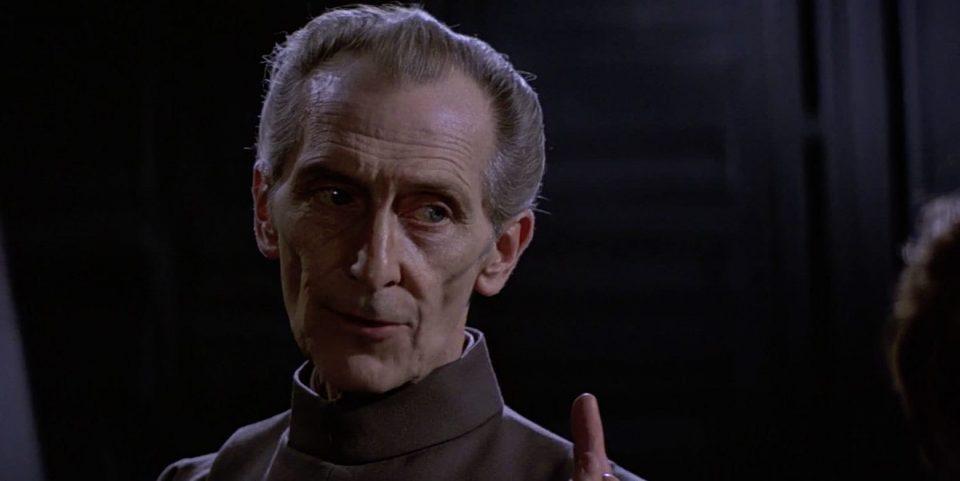 @Re_Censo #333 STAR WARS - Personaggi preferiti della Saga degli Skywalker - Grand Moff Tarkin
