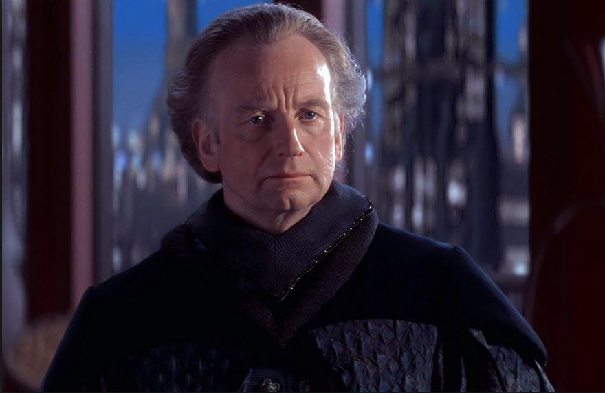 @Re_Censo #333 STAR WARS - Personaggi preferiti della Saga degli Skywalker - Sheev Palpatine