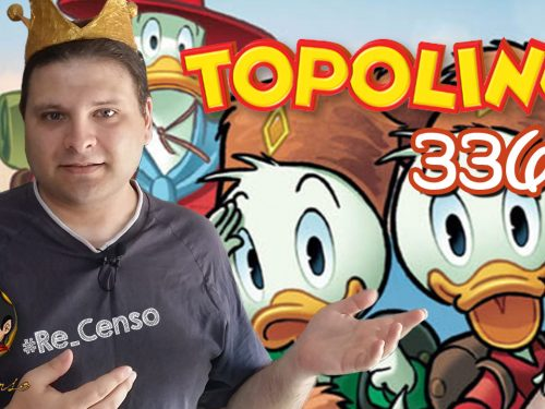 @Re_Censo #334 TOPOLINO 3364