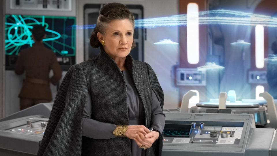 @Re_Censo #333 STAR WARS - Personaggi preferiti della Saga degli Skywalker - Leia Organa