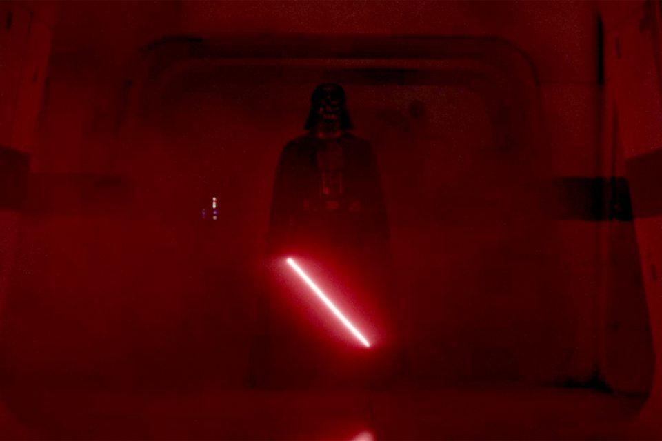 @Re_Censo #335 STAR WARS - i Colori delle SPADE LASER e come sono fatte Vader Sith