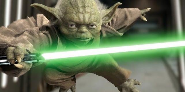 @Re_Censo #335 STAR WARS - i Colori delle SPADE LASER e come sono fatte Yoda