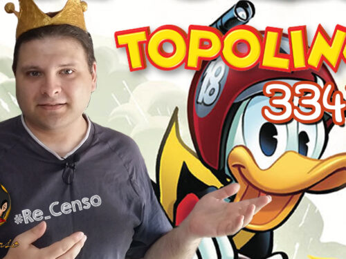 @Re_Censo #343 TOPOLINO 3347