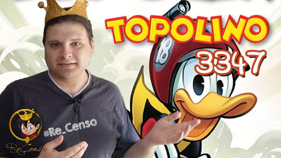 @Re_Censo #343 TOPOLINO 3347