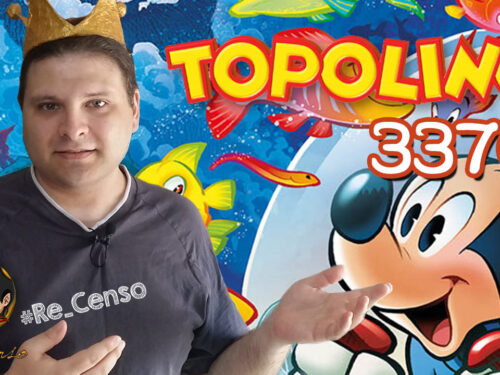 @Re_Censo #345 TOPOLINO 3370