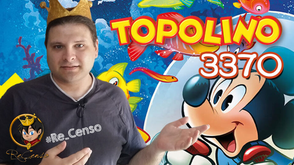 @Re_Censo #345 TOPOLINO 3370