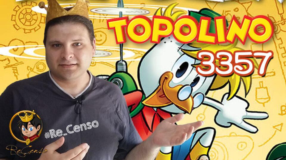 @Re_Censo #354 TOPOLINO 3357