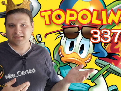 @Re_Censo #353 TOPOLINO 3376