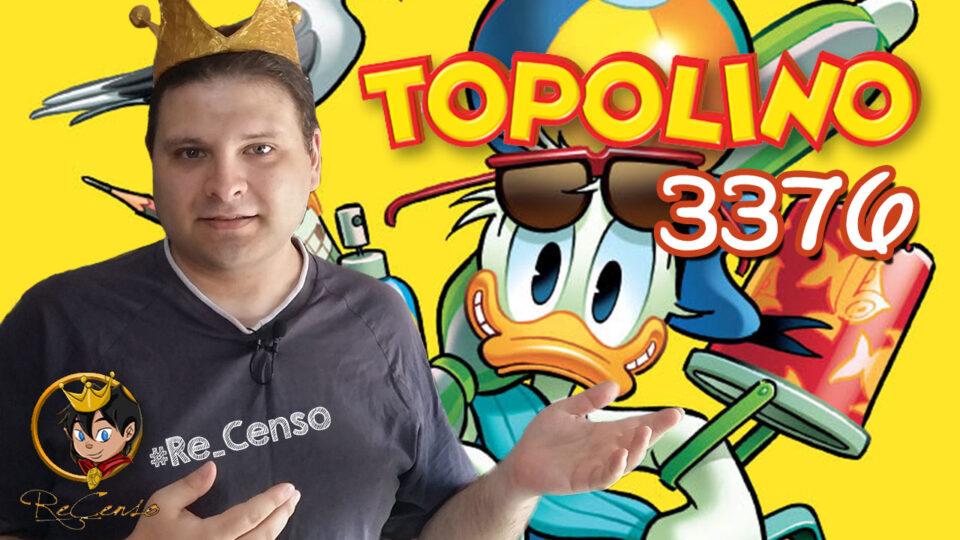 @Re_Censo #353 TOPOLINO 3376