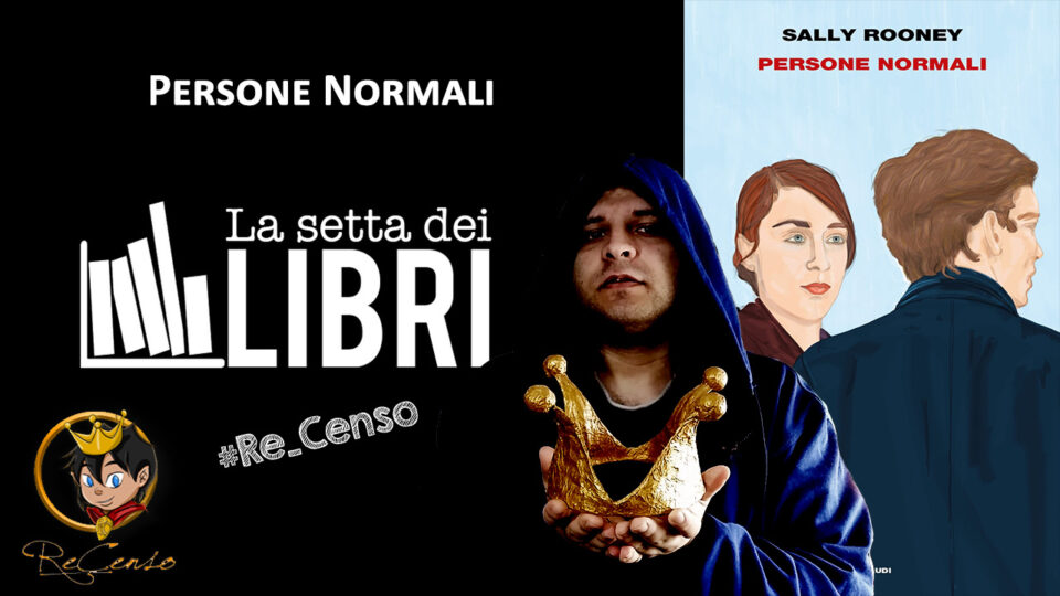 @Re_Censo #363 Persone Normali   #LASETTADEILIBRI