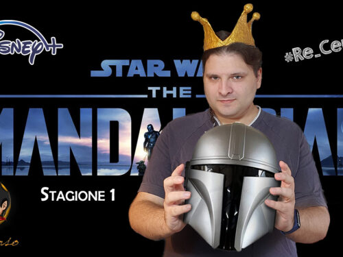 @Re_Censo #365 STAR WARS: The Mandalorian | Stagione 1