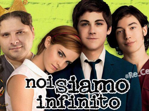 @Re_Censo #361 Noi siamo Infinito, il ragazzo da parete
