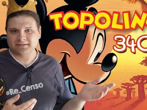 @Re_Censo #399 TOPOLINO 3401